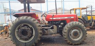Trator Massey Ferguson 292 Advanced 4x4 ano 02