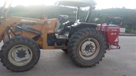 Trator Valtra/Valmet A 750 4x4 ano 10