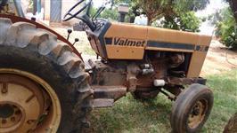 Trator Valtra/Valmet 78 4x2 ano 89