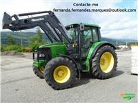 Trator John Deere 6415 4x2 ano 02