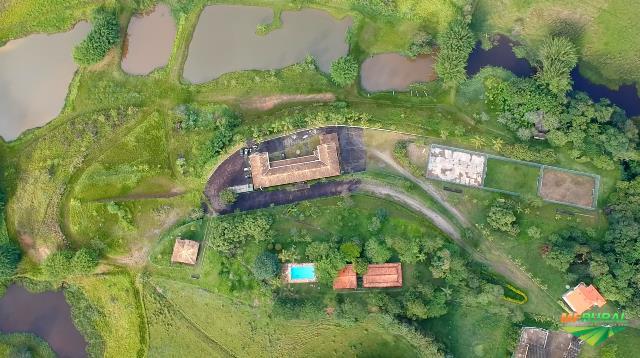 Hotel Fazenda Concórdia Salus , 288 mil m2 , Jacareí - Rod. Presidente Dutra km 166