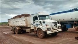 Caminhão Volvo NL10 280, cassamba agrícola 2 pistão ano 88
