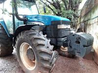 Trator New Holland TM 150 4x4 ano 07