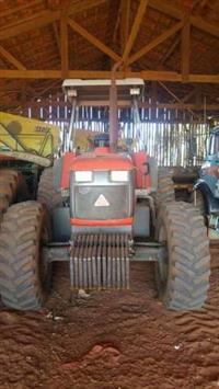 Trator Agrale BX 6110 4x4 ano 04