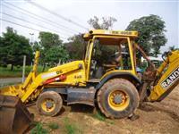 Retro escavadeira Rando  RK  406 B ano 2010 4x4