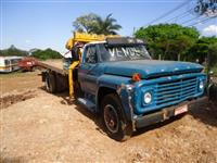 Caminh�o Ford Ford F 7000 Munck 2T ano 78