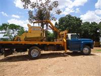 Caminh�o Ford Ford F 7000 Munck ano 78