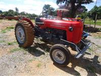 Trator Massey Ferguson 65 X 4x2 ano 79