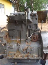 Motor Valtra modelo  3200  zero 3 cilindros numero 89639100