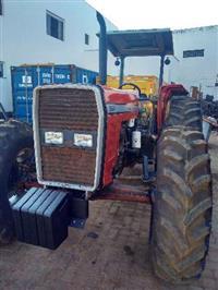 Trator Massey Ferguson 297 4x4 ano 00