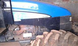 Trator New Holland TL 75 E 4x4 ano 11