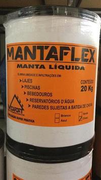 Mantaflex impermeabilizações
