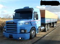 Caminhão Scania 113 360 ano 11
