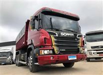 Caminhão Scania Scania P250 Basculante 6x2 ano 13