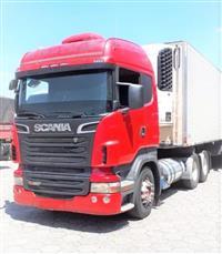 Outros Caminhão Scania 420 bicacamba ano 12