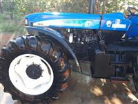 Trator Ford 8030 4x4 ano 11