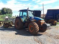 Trator New Holland TM 180 4x4 ano 08
