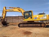 Escavadeira Hidráulica Komatsu PC350 LC8 2012