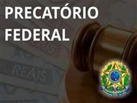 Vendo Precatório Federal