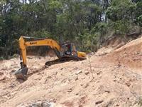 Escavadeira Hidráulica Sany SY 230c