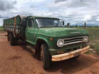 Caminhão Chevrolet D 60 ano 78