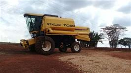 Colheitadeira New Holland TC 59