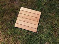 Mini Deck Modular de 50cm x 50cm