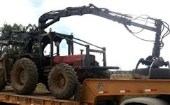 Trator Massey Ferguson 290 4x4 ano 95