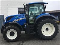 Trator New Holland T7.205 4x4 ano 18