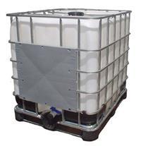 Container plastico IBC  1000 litros usado