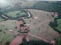 Fazenda com Porto de areia registrado  em Morrinhos-GO