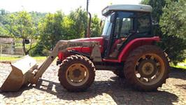 Trator Massey Ferguson 5275 4x4 ano 01