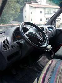 Sprinter 311 cdi furgão teto alto e longa