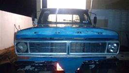 Caminhão Ford F 2000 ano 81