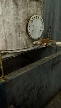 Tanque ( reservatório) metálico 20 mil litros