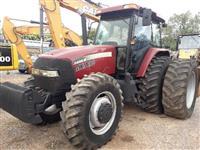 Trator Case MX 165 4x4 ano 09
