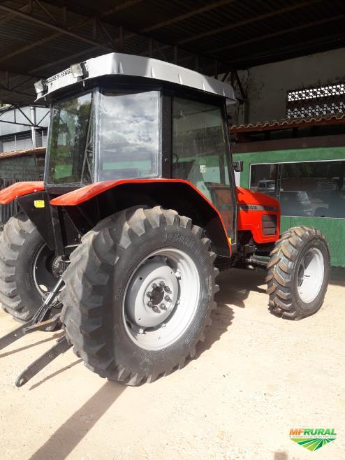 Trator Massey Ferguson 5285 4x4 ano 05