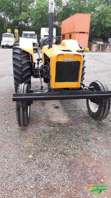 Trator Valtra/Valmet 65 4x2 ano 80