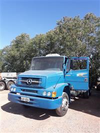 Caminhão Mercedes Benz (MB) MERCEDES BENZ ano 06