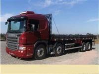 Caminhão Scania G 440 ano 16