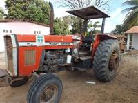 Trator Massey Ferguson 297 4x2 ano 00