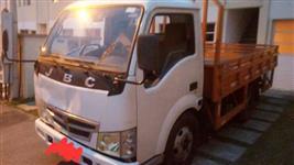 Outros Caminhão Effa JBC Sy1040 DVA ano 11
