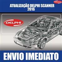 Atualização Scanner Delhpi 2016 + Suporte Técnico