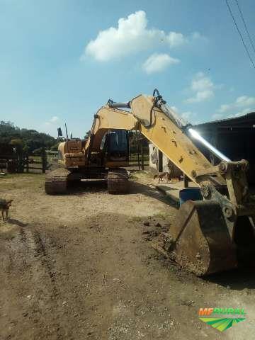 Escavadeira Hidraulica Cat 320D