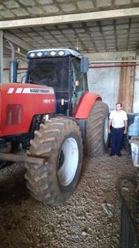 Trator Massey Ferguson 6360 4x4 ano 08