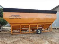 Graneleiro Estacionário Boelter Sm32 30 T - Estado Impecável