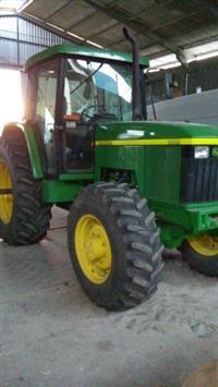 Trator John Deere 6605 4x2 ano 06