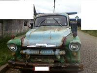 Caminhão  Chevrolet Marta Rocha - GM 6500   ano 57