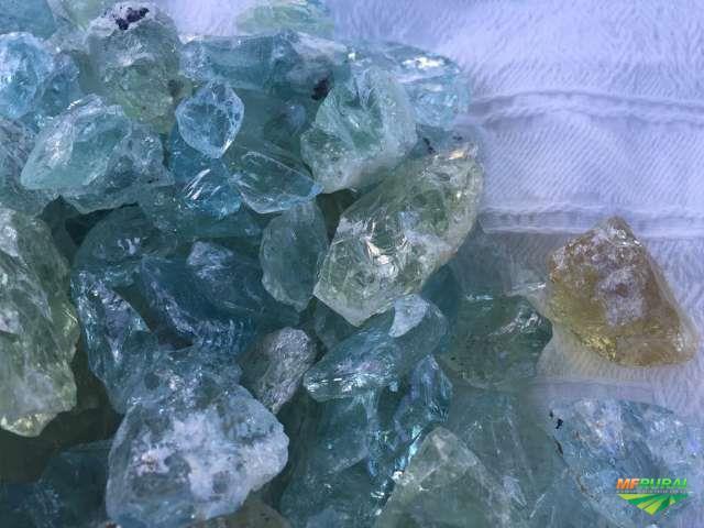 Fazenda com 40 alqueires mineiros com Jazida de Aquamarine