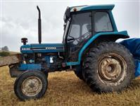 Trator Ford 6630 4x2 ano 94